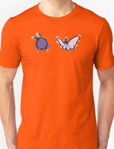 Venonat, Venomoth Unisex T-Shirt