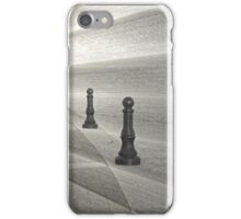 Pawns Without a White Knight iPhone Case/Skin