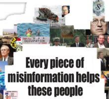 Errorism (Transparent Background) Sticker