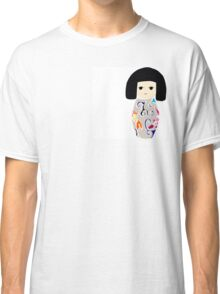 Japanese Doll Fish  Classic T-Shirt