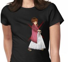 Chibi-X Womens Fitted T-Shirt