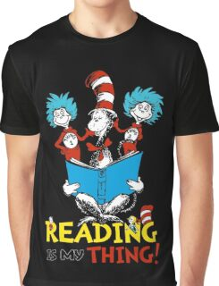 read across america Graphic T-Shirt