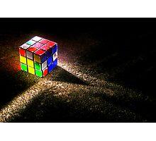 Cube 1 Photographic Print