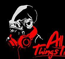 DJ ACKBAR (red) by TheLegitEggo