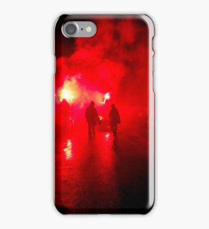 Following the Procession iPhone Case/Skin