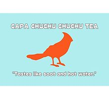 Capa chuchu chuchu Tea by AJColpitts
