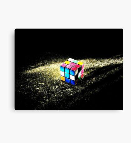 Cube 3 Canvas Print