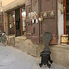 Streets of Arezzo by epeeandfoil