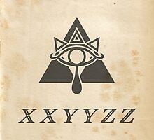 XXYYZZ - Black & White by jamesorthii