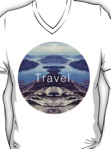 Travel. Lake Wanaka T-Shirt