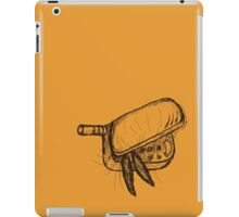 Cell-Phone-Bun iPad Case/Skin