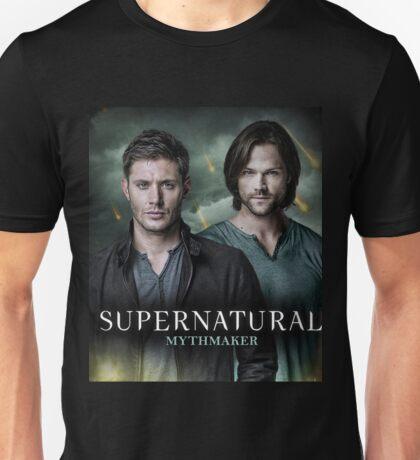Supernatural Sam and Dean Unisex T-Shirt