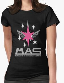 Ministry of Arcane Science  Womens Fitted T-Shirt