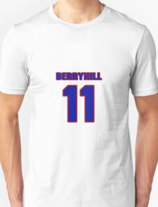 National baseball player Damon Berryhill jersey 11 T-Shirt