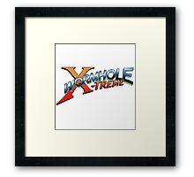 Wormhole X-Treme Framed Print