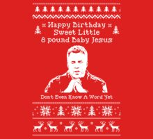 Happy Birthday Jesus! by elisadenisse