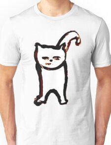 Scat, Cat! 6 large Unisex T-Shirt