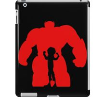 BaymaxHiro iPad Case/Skin