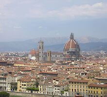 Casa del Sole: Florence Duomo (Cathedral), Tuscany, Italy, Europe by Sarah  Fraser
