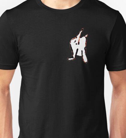 Scat, Cat! 4 small Unisex T-Shirt