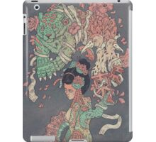 Geisha  iPad Case/Skin