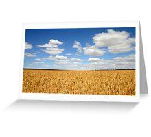 Field of Dreams Greeting Card