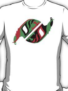 """Máscara Misteriosa"" Wrestling Design (White) T-Shirt"