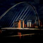 Artistic Tyne by Violaman