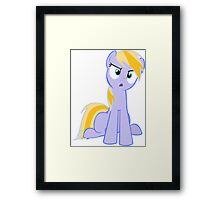Wait, What?!?! Framed Print