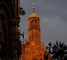 frauenkirche by kobak