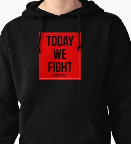 BTS NOT TODAY 02 Pullover Hoodie