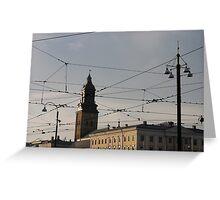 gothenburg Greeting Card