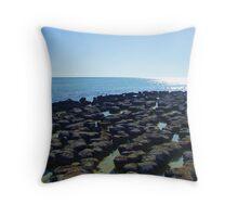 Island Hopping Throw Pillow