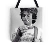 Russian Robin Tote Bag