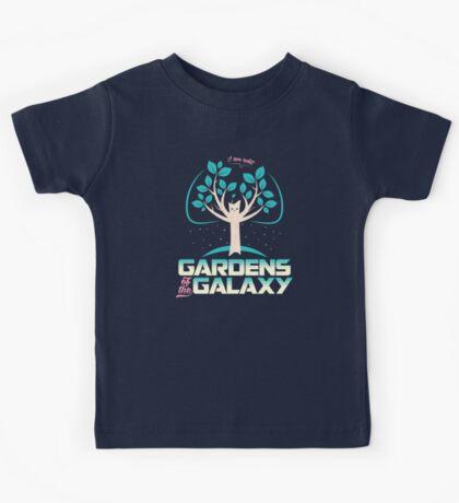 Gardens Of The Galaxy Kids Tee