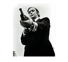 Don't fuck with Mr. Caine. Photographic Print