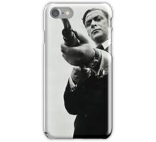 Don't fuck with Mr. Caine. iPhone Case/Skin