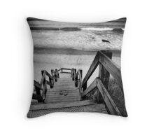 Beach 13 Throw Pillow