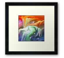 Flowing- Abstract- 26/wall art +Clothing & Stickers+Pillows & Totes+ IPhone Cases + Laptop Skins+Mugs+ Framed Print