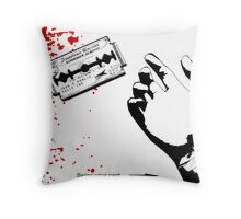 American Excess - Swipe your card. Throw Pillow