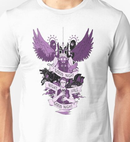 Welcome to Night vale Unisex T-Shirt