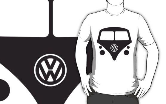VW BUS  by thatstickerguy