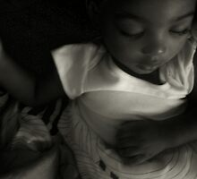 """Sleep In Heavenly Peace"" by ShanyBW"