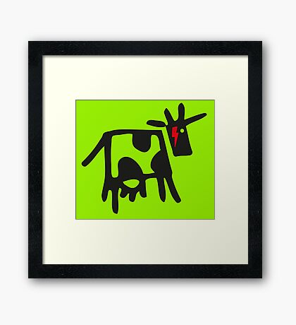 DAVID COWIE (OR DAVID MOOIE, DEPENDING ON HOW YOU PRONOUNCE HIS NAME) Framed Print