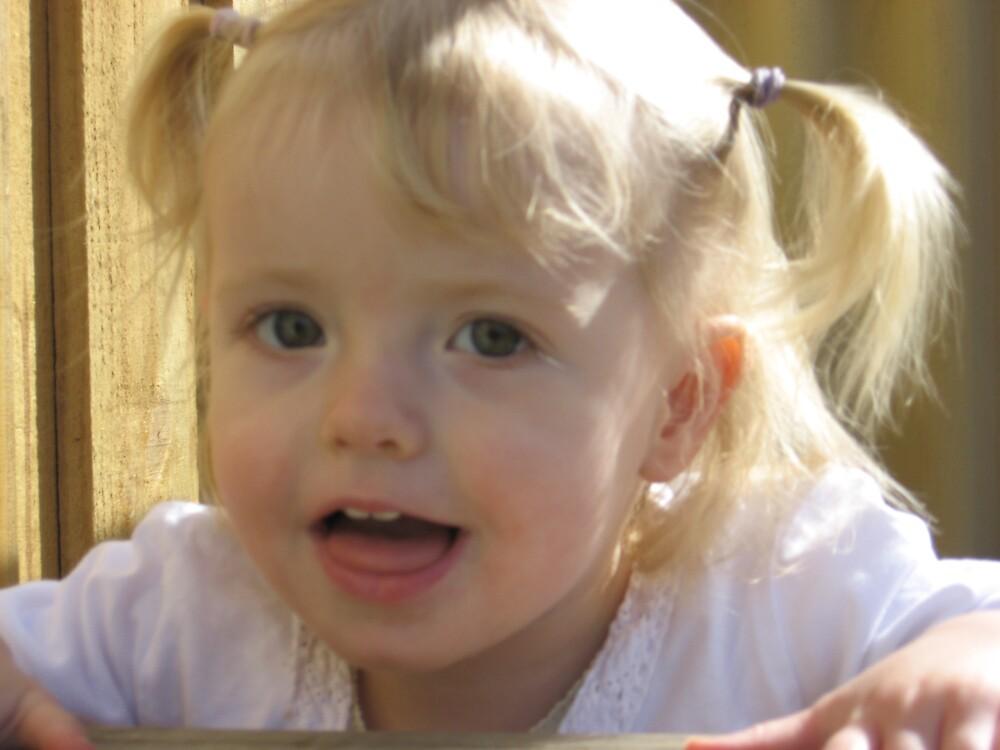 My daughter Ashlyn by jazza