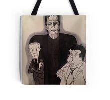 Bud, Lou & Frankie...  Tote Bag