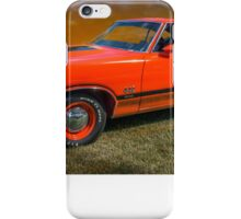 W-30 Olds iPhone Case/Skin