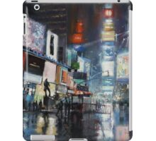 Nights on Broadway iPad Case/Skin