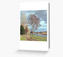 River Tweed Greeting Card
