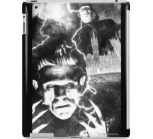 It's Alive... ALIVE!!!! iPad Case/Skin